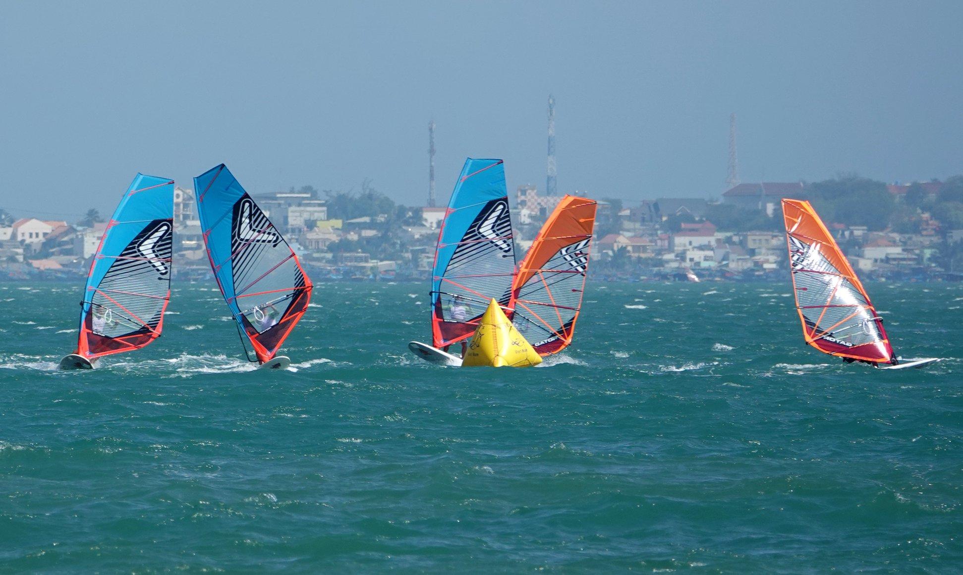 The Very First Windsurf Center In Vietnam Since 2000